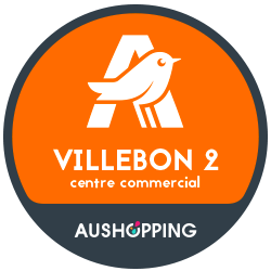 Centre Commercial Aushopping VILLEBON 2